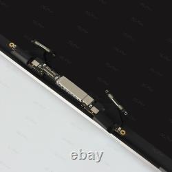 13 MacBook Pro A1706 A1708 2016 2017 661-05323 661-07970 Retina LCD Screen Gray