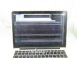 2012 13 Apple Macbook Pro Md212ll/a I5 2.5ghz 8gb 256gb As Is Cracked Screen