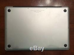 2012 15 Unibody MacBook Pro 1TB SSD, 16GB RAM, Anti-Glare Screen, Quad Core i7