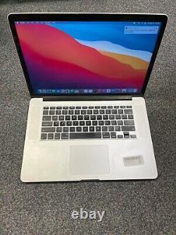 2013 Apple MacBook Pro Retina 15 i7 2.3GHz 16GB 512GB SSD Screen Wear / Battery