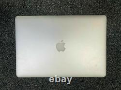 2013 Apple Macbook Pro 15 Retina 2.0ghz Core i7 Choose Specs Screen Wear