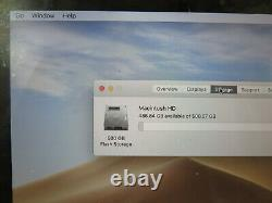 2013 Apple Macbook Pro Me294ll/a 15 I5 2.3ghz 16gb 512gb As Is Cracked Screen