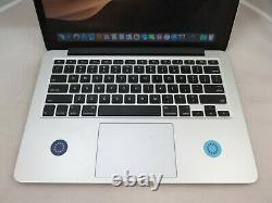 2015 13 Apple Macbook Pro Mf843ll/a I7 3.1ghz 16gb 512gb As Is Screen Issue