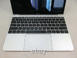 2017 12 Apple Macbook Model Unknownturns On Screen Is Cracked Parts/repair