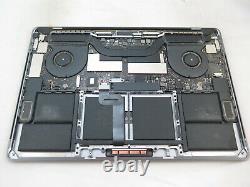 2017 15 Apple Macbook Pro A1708 Specs Unknown As Is Powers On Screen Dead