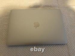 2017 APPLE MACBOOK PRO 13, 16GB/256GB, new battery and screen