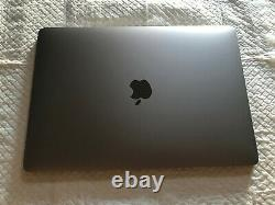 2017 APPLE MACBOOK PRO 13, 16GB/512GB, new battery and screen