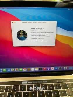 2017 Apple MacBook Pro 13 Space Gray 3.5ghz 16gb 1TB SSD LIGHT SCREEN WEAR
