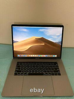 2017 Macbook Pro 15, new battery + screen, loaded! NO RESERVE