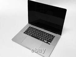 2019 16 MacBook Pro 2.4GHz i9 8-Core/64GB RAM/1TB Flash/5500M 8GB/Silver