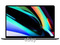 2019 16 MacBook Pro 2.6GHz i7 6-Core/16GB/512GB Flash/5500M 8GB/Space Gray