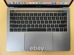 Apple 2018 13 MacBook Pro TB 2.3GHz i5 8GB 512GB, New screen and KB, AppleCare+