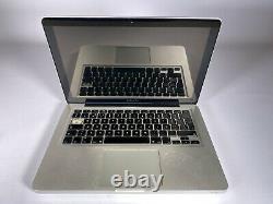 Apple MacBook Pro 13 2010 Working 820-2879-B Motherboard Laptop Screen Spares