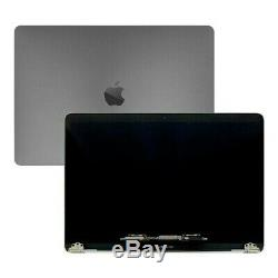Apple MacBook Pro 13 A1706 A1708 2016 2017 Retina LCD Screen Assembly Grey