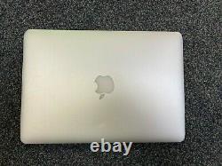 Apple MacBook Pro 13 Retina (2013) 2.4GHz 4GB 128GB Stiff Tracpad Screen Wear
