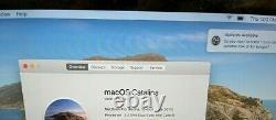Apple MacBook Pro 13 Retina (2013) i5 2.4GHz 8GB 256GB Screen Wear / Battery
