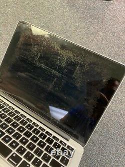 Apple MacBook Pro 13 Retina (2014) 2.6GHz i5 8GB 256GB SSD Screen Wear