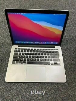 Apple MacBook Pro 13 Retina (2014) i5 2.6GHz 8GB 128GB SCREEN WEAR / BATTERY