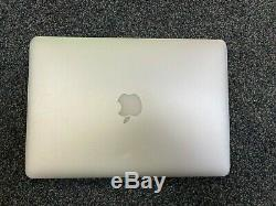 Apple MacBook Pro 13 Retina (Late 2013) 2.4GHz i5 4GB 128GB SSD Screen Wear