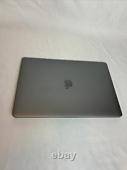 Apple MacBook Pro 15 Core i7 2.6Ghz 512GB A1707 Screen Works For Parts