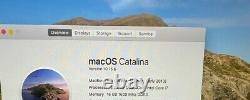 Apple MacBook Pro 15 Retina (2013) i7 2.7GHz 16GB 256gb SSD Screen Wear