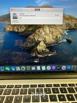 Apple MacBook Pro 15 Retina (2013) i7 2.7GHz 16GB 512gb SSD Screen Wear
