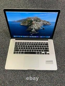 Apple MacBook Pro 15 Retina (2014) 2.2Ghz i7 16GB 256GB Screen Wear
