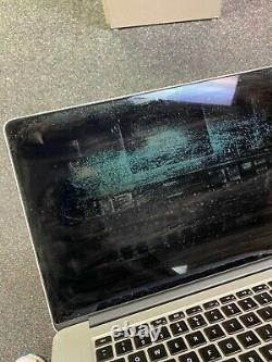 Apple MacBook Pro 15 Retina (2014) 2.2Ghz i7 16GB 256GB Screen Wear / Battery