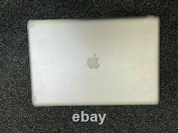 Apple MacBook Pro 17 (2011) i7 2.2Ghz 4GB 500GB Missing Screen Border