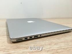 Apple MacBook Pro 2014 15 Retina i7 2.5GHz 16GB RAM 512GB SSD Screen Stain