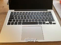 Apple MacBook Pro 8GB RAM 128GB SSD 13.3inch Screen Broken