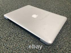 Apple MacBook Pro A1278 13.3 Laptop 2010 / 2011 / 2012 Cracked Screen 320gb #hj