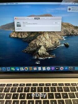 Apple MacBook Pro Retina 15 (2012) i7 2.3GHz 8GB 256GB Alt Keys / Screen Wear