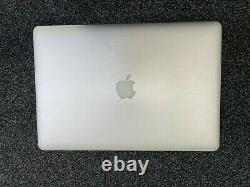 Apple MacBook Pro Retina 15 (2012) i7 2.3GHz 8GB 256GB SSD Light Screen Wear