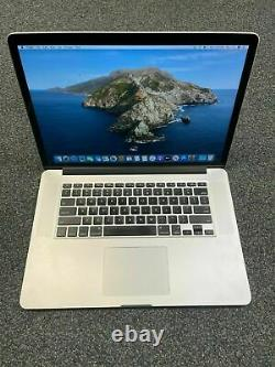 Apple MacBook Pro Retina 15 (2013) i7 2.6GHz 16GB 1TB SSD Screen Wear / Battery