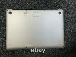 Apple MacBook Pro Retina 15 (2014) i7 2.5GHz 16GB 512GB Screen Wear / Bad Key