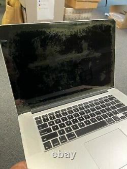 Apple MacBook Pro Retina 15 (Mid 2015) i7 2.8GHz 16GB 1TB SSD Screen Wear