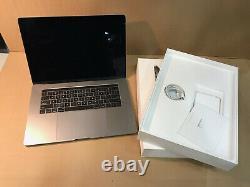 Apple MacBookPro 15 Screen, A1707, 2017, i7-7700HQ, 16GB, 256GB