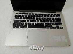 Apple Macbook Pro Retina 13 inch Late 2013 Cracked Screen Parts #4