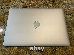 COMPLETE KIT APPLE MacBook Pro 15 (Early 2013) A1398 Screen LCD LED Display