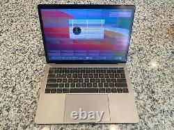 Cracked Screen Lcd Apple MacBook Pro 2017 A1708 13 Intel Core i5 2.3 GHz 8GB H%