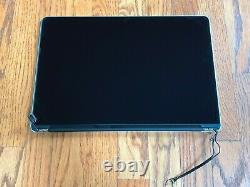 Genuine Apple A1398 Macbook Pro 2015 Retina 15 Screen Assembly Great A+ Tested