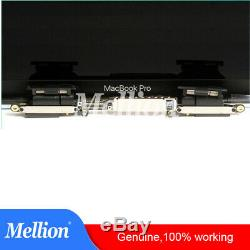 Genuine New LCD Screen Assembly for MacBook Pro 13 Grey A1706 A1708 2016 2017