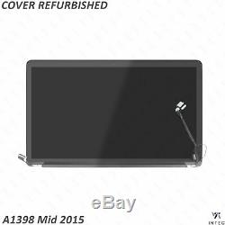 LED LCD Screen Display Panel Assembly für MacBook Pro 15 Retina A1398 mitte 2015