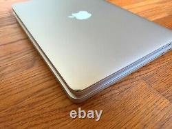 Lot of 2 Apple Macbook pro 13 Retina i5 8GB 16GB RAM Screen issues READ