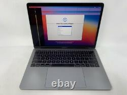 MacBook Pro 13 Gray 2017 2.5GHz i7 16GB 1TB SSD Cracked Screen/Functional