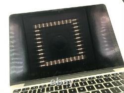 MacBook Pro 13 Retina 2013 2.4GHz i5 4GB 128GB SSD Fair Cond. Screen Wear