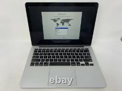 MacBook Pro 13 Retina Early 2015 2.7GHz i5 16GB 128GB SSD Good Screen Wear