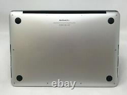 MacBook Pro 13 Retina Late 2013 2.4GHz i5 4GB 128GB SSD Very Good- Screen Chip