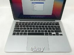 MacBook Pro 13 Retina Late 2013 2.4GHz i5 8GB 256GB SSD Good Screen Wear